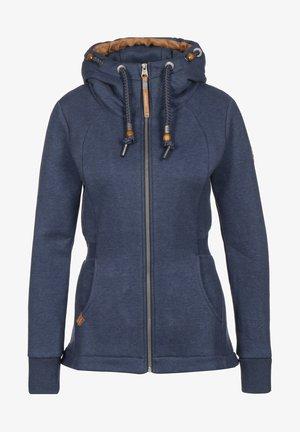 LAMAD - Zip-up hoodie - navy