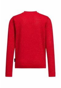 WE Fashion - Cardigan - red - 1