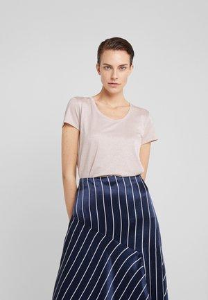 DENOLE - Basic T-shirt - open pink
