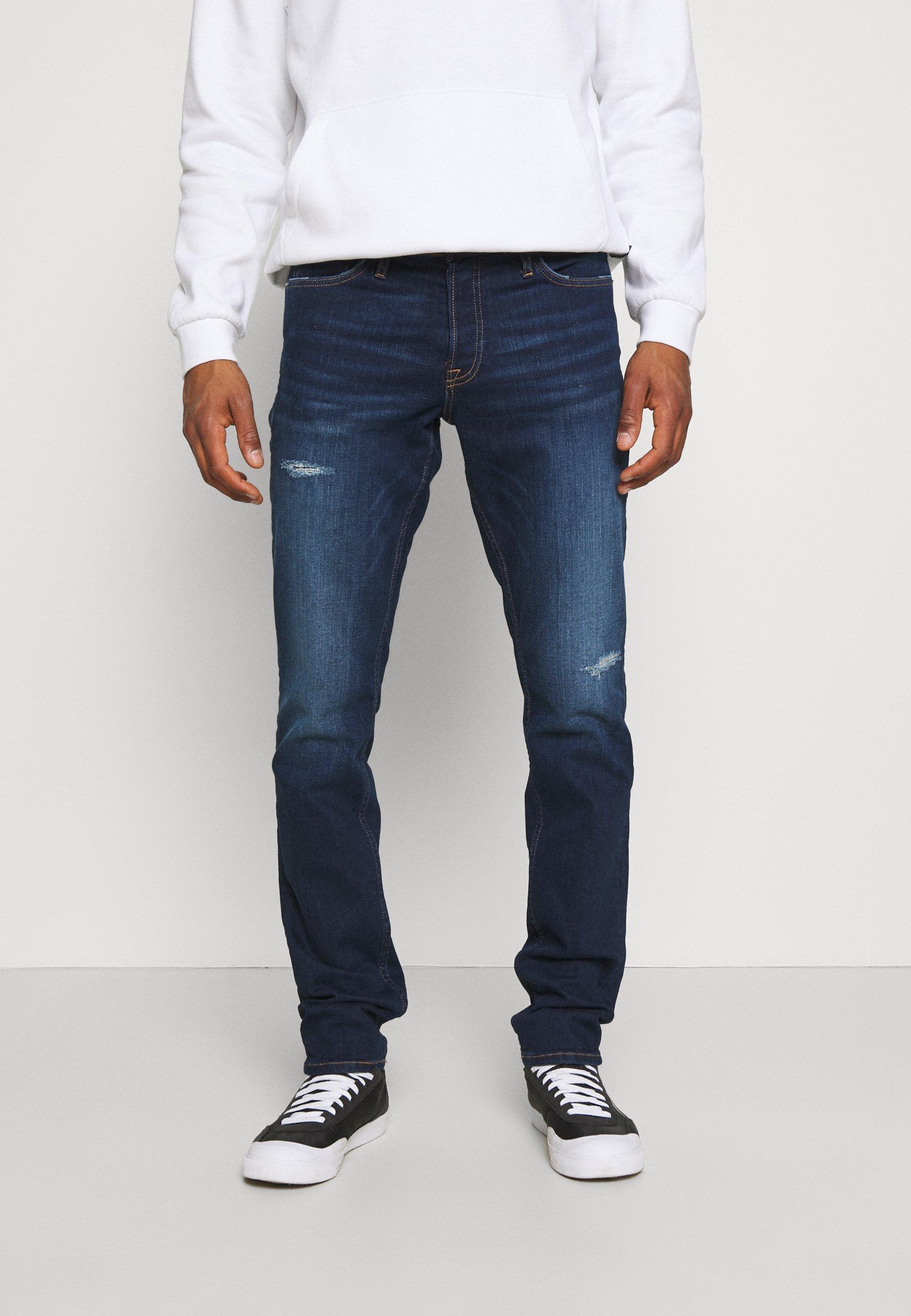 Herren JJIGLENN JJORIGINAL - Jeans Slim Fit