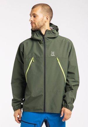 SPIRA  - Hardshell jacket - fjell green