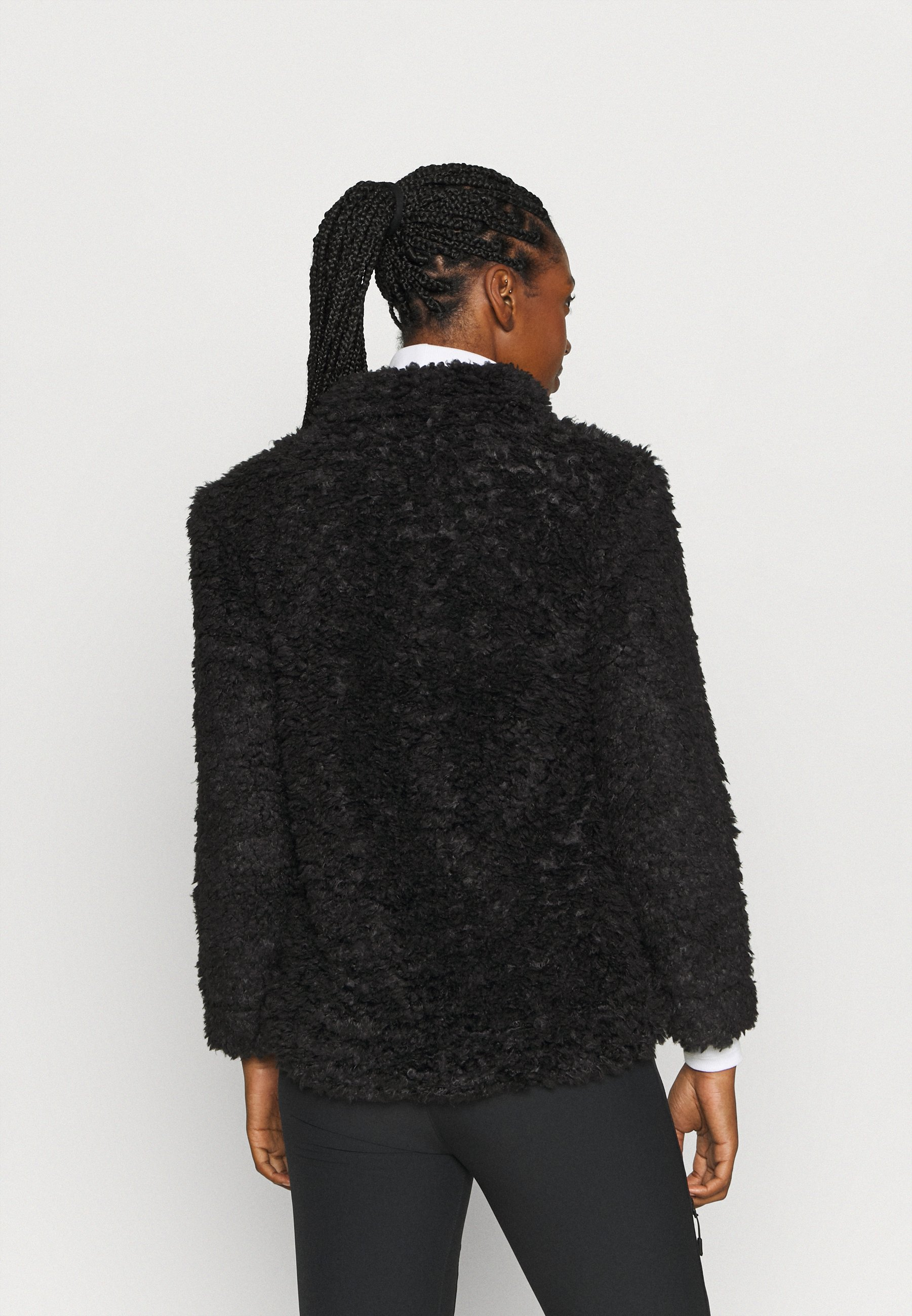 Regatta AKASHA - Fleece jacket - black e7mQs
