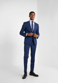 Michael Kors - PARMA SLIM FIT  - Formal shirt - royal blue - 1