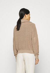 Another-Label - DARA - Pullover - sand melee - 2