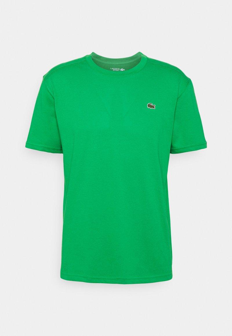 Lacoste Sport - CLASSIC - Basic T-shirt - grün