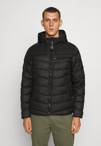 G-Star - ATTACC QUILTED JACKET - Light jacket - black - 0