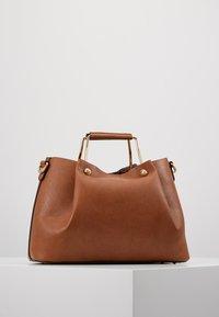 Dune London - DARLOW - Handbag - tan - 2