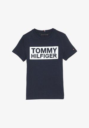 SPECIAL TEE - Print T-shirt - blue