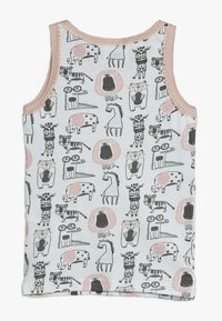 Jacky Baby - VEST ANIMALS 2 PACK - Undershirt - light pink - 1