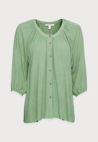 Esprit - BLOUSE - Bluser - leaf green - 4