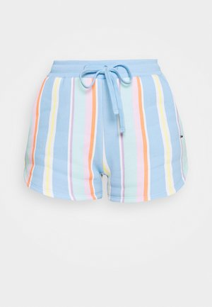 STRIPE - Shorts - light powdery blue