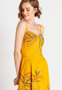 Ivko - STRAP  - Denní šaty - golden - 3