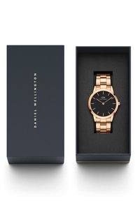 Daniel Wellington - ICONIC LINK 40MM - Watch - rose gold - 3