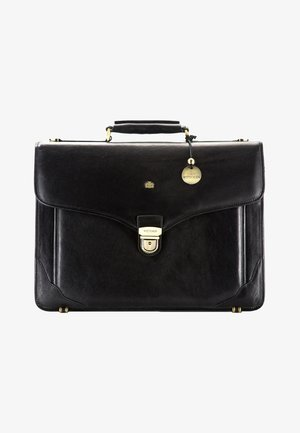 AKTENTASCHE - Briefcase - black