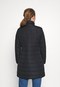 Armani Exchange - CABAN COAT - Classic coat - black - 3