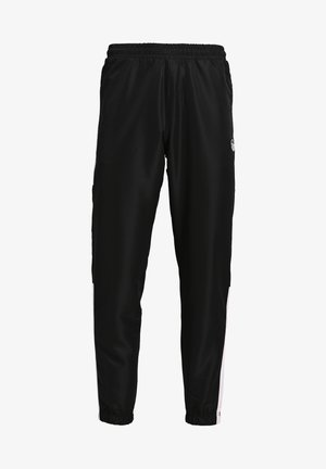 Tracksuit bottoms - anthracite/ blanc