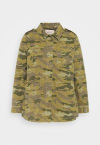 CARALLY LIFE UTILITY JACKET  - Summer jacket - kalamata