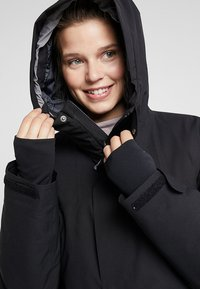 Houdini - FALL IN  - Winter coat - true black - 3