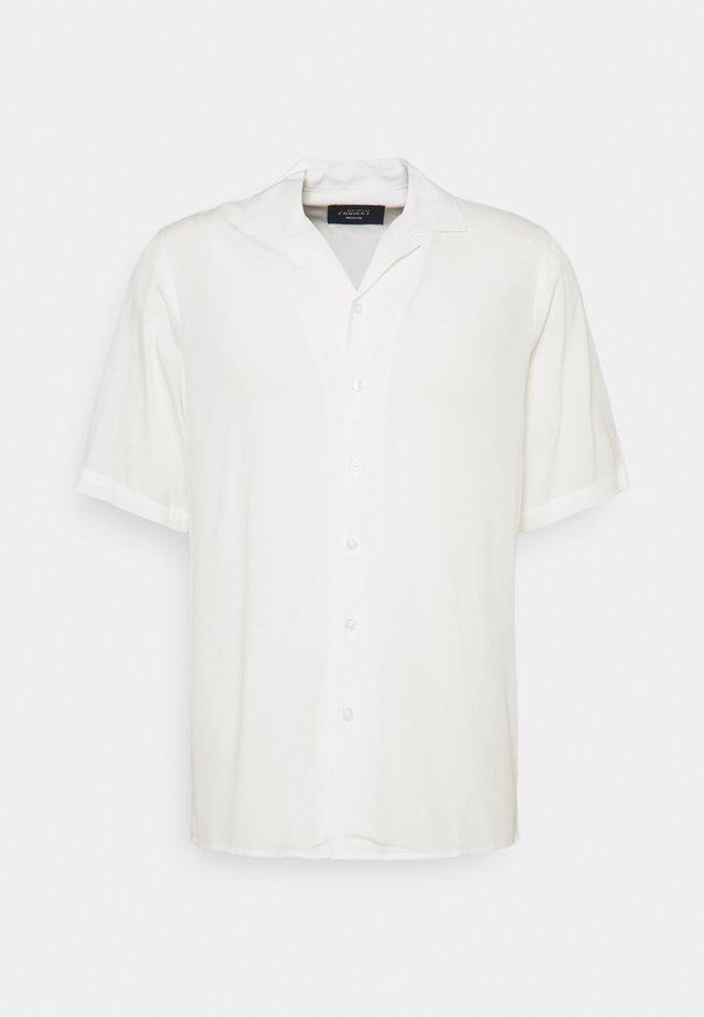 EL CUBA - Skjorta - white