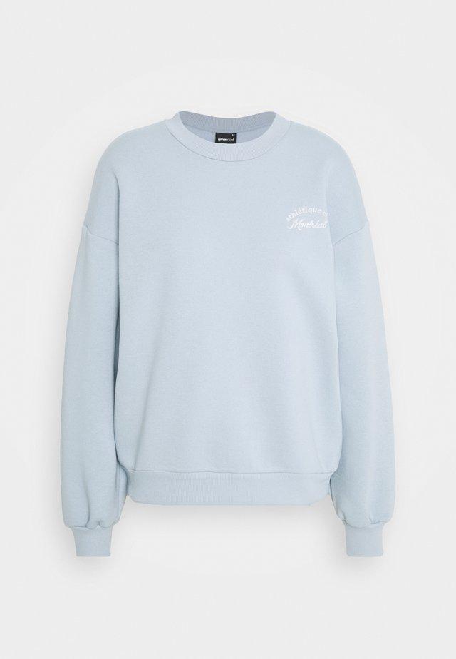 RILEY  - Sweatshirt - blue fog