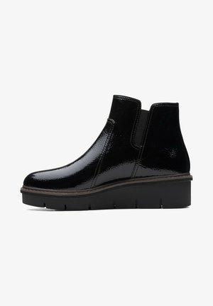 AIRABELL ZIP - Kilestøvletter - black