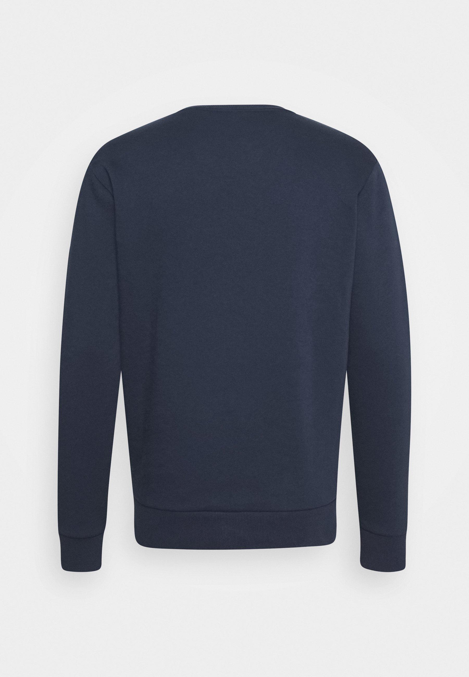 Closure London Fury Crewneck - Sweatshirt Navy/mørkeblå