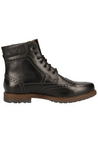 Fretz Men - Lace-up ankle boots - black - 6