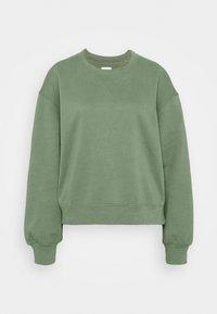 Abercrombie & Fitch - CREW - Sweatshirt - green - 4