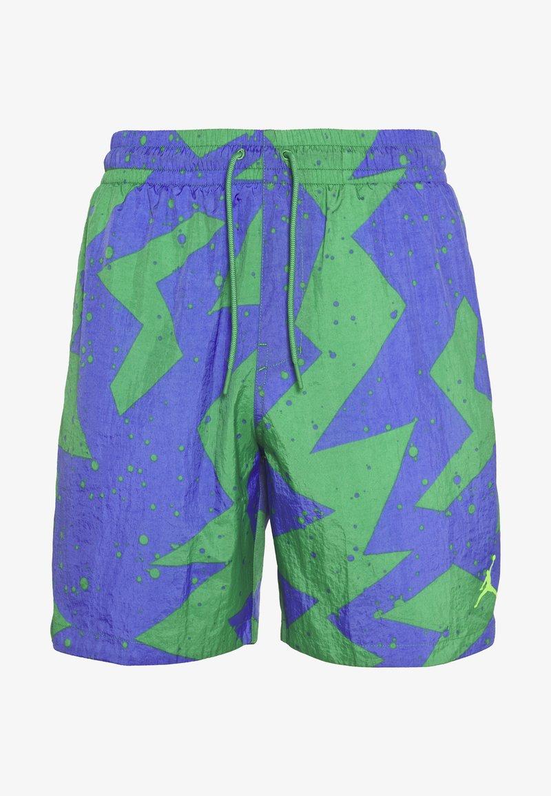 Jordan - JUMPMAN POOLSIDE - Szorty - aloe verde