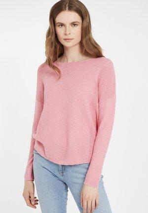 MOGANA - Sweatshirt - mel. sorbet pink