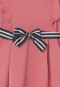 Polo Ralph Lauren - RUFFLE DAY DRESS SET - Jersey dress - desert rose - 3
