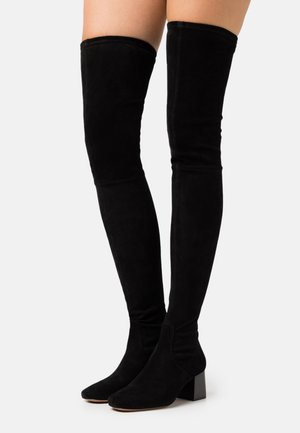 Over-the-knee boots - noir