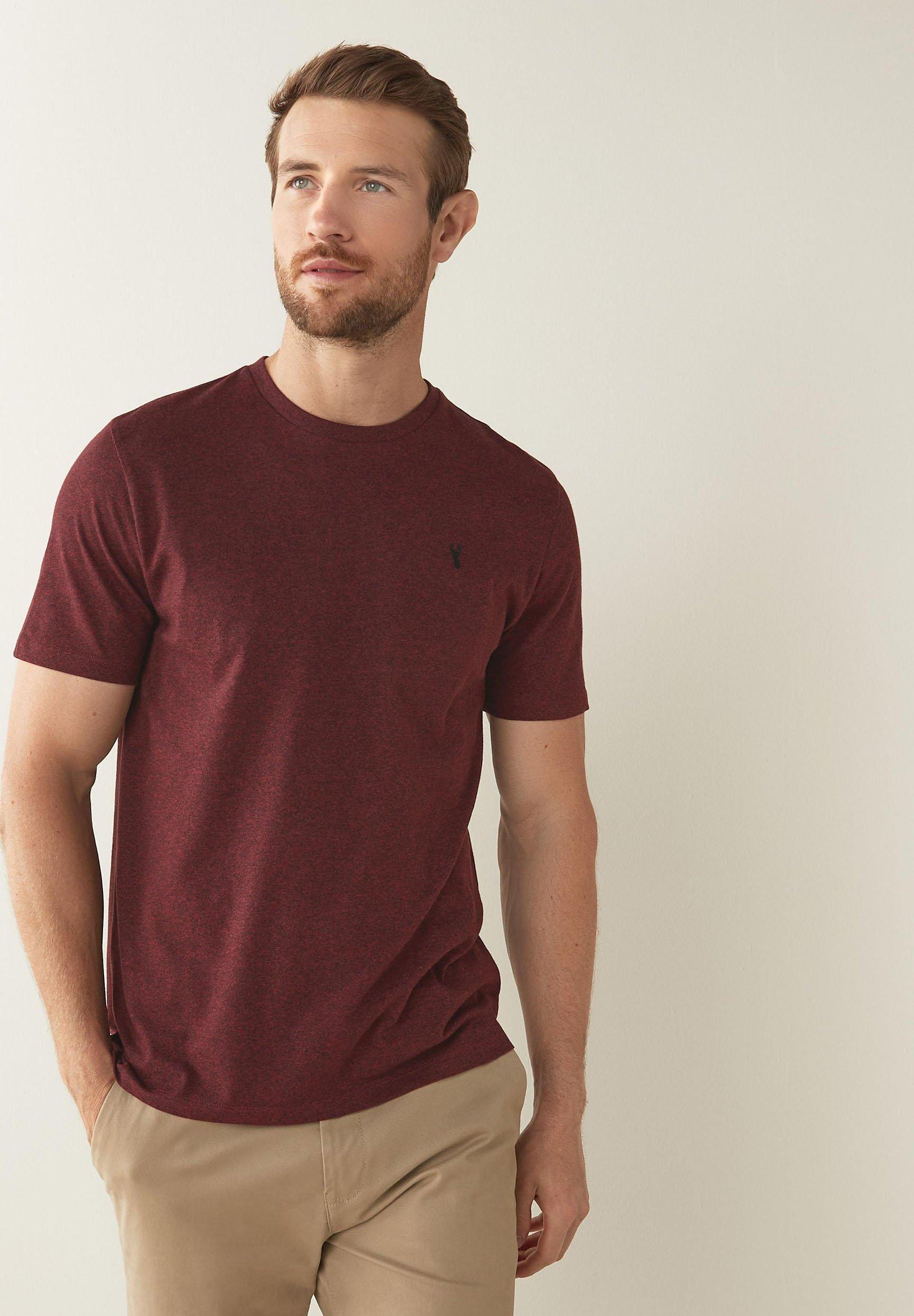 Uomo 5 PACK - T-shirt con stampa