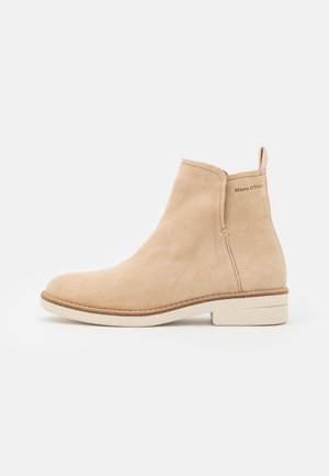 SHEILA  - Classic ankle boots - sand