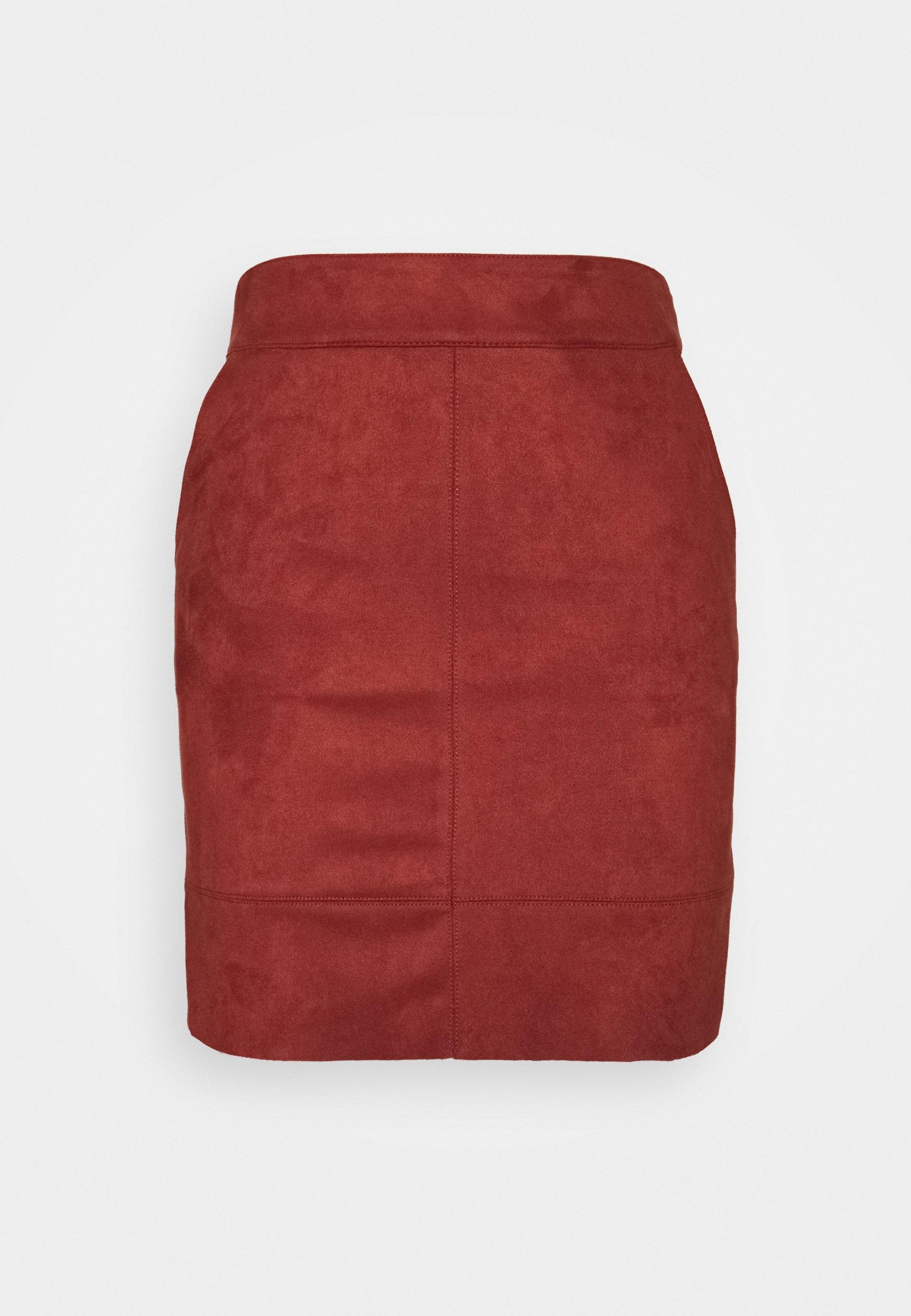 Femme ONLJULIE BONDED SKIRT - Minijupe