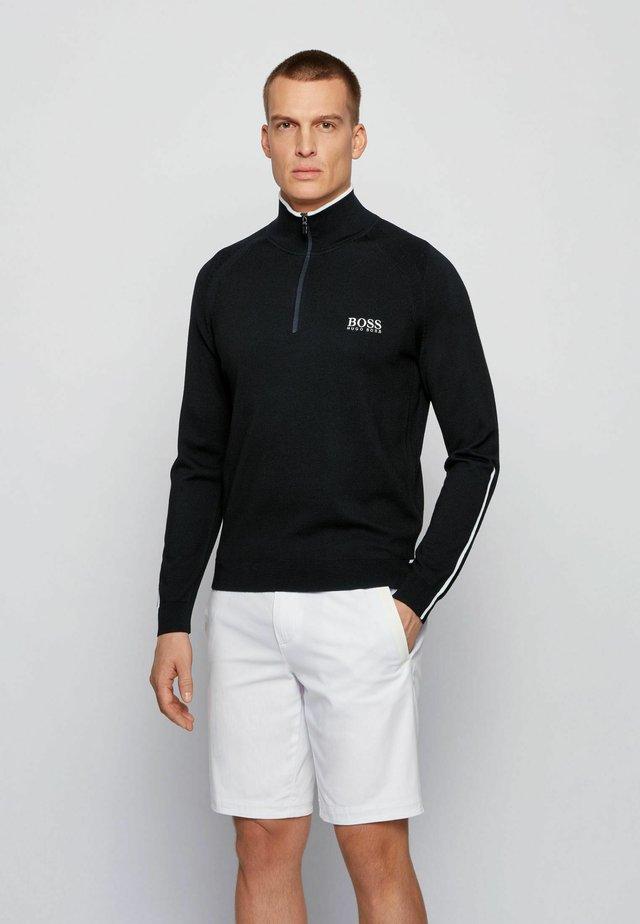 ZENNO - Pullover - black