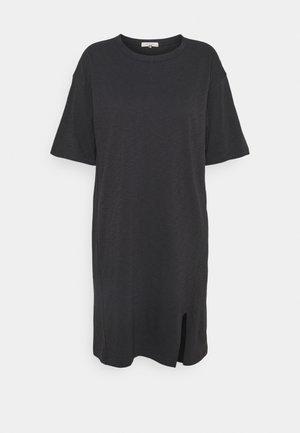 THE SLUB DRESS LABEL - Vestido ligero - black