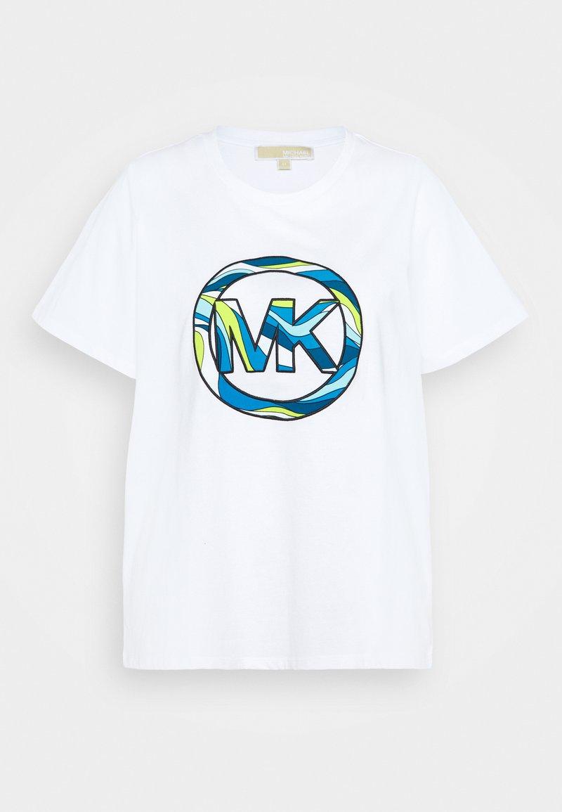 MICHAEL Michael Kors - GRAPHIC - Triko spotiskem - white