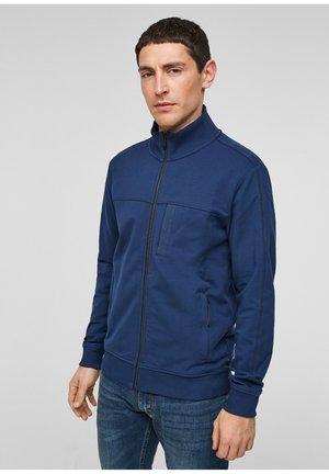 JAS - Zip-up hoodie - blue