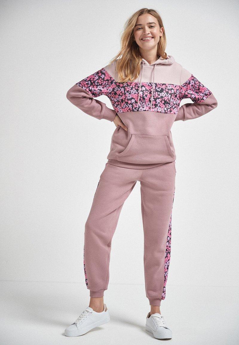 Next - COLOURBLOCK - Trousers - pink