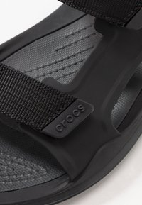 Crocs - SWIFTWATER EXPEDITION - Sandals - black - 5