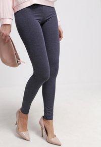 Zalando Essentials - Leggings - dark blue - 3