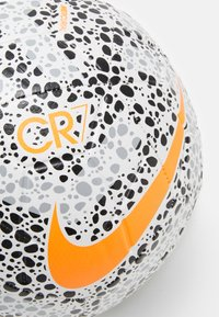 Nike Performance - CR7 - Football - white/black/total orange - 1