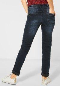 Cecil - MIT DEKO - Jeans Skinny Fit - blau - 2