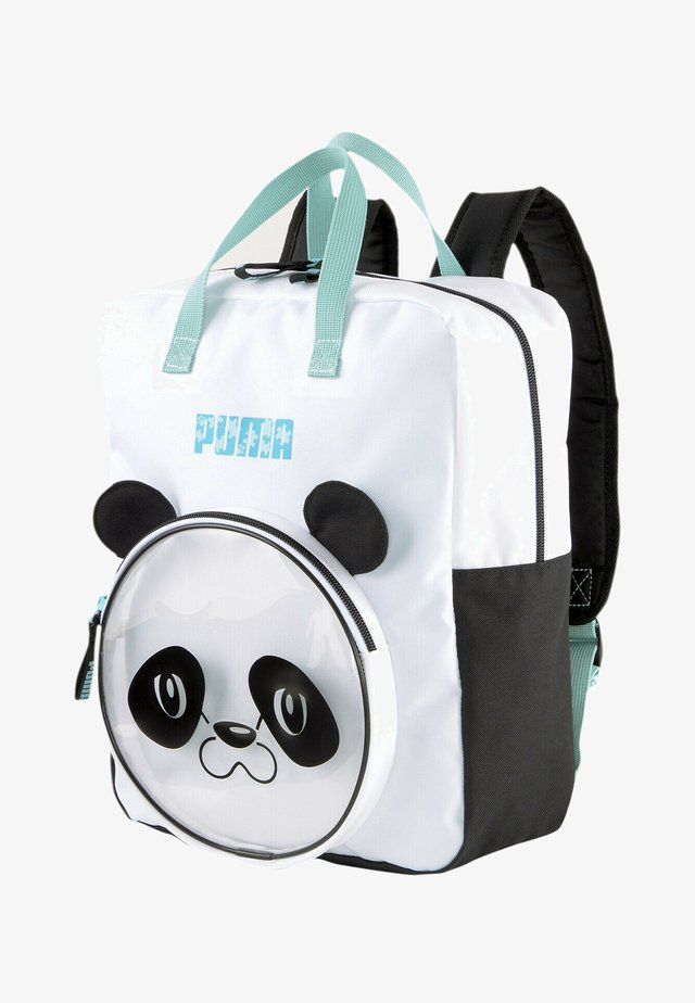 Tagesrucksack - white panda