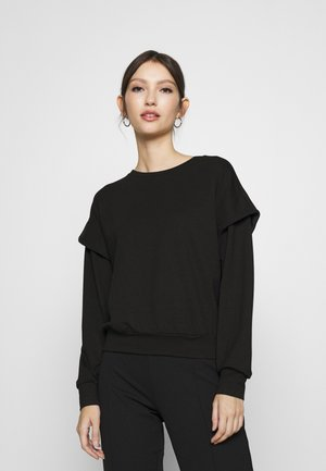 ONLFANNA  - Sweatshirt - black
