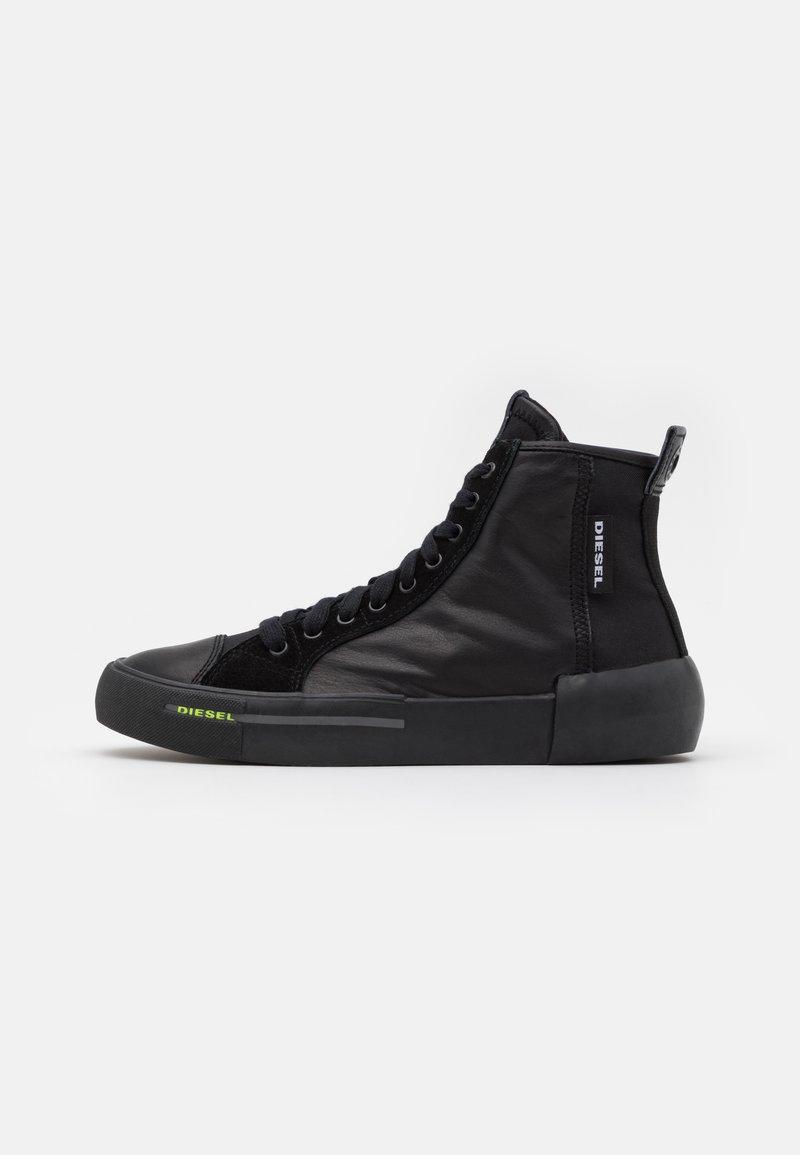 Diesel - DESE S-DESE ML SNEAKERS - Sneakersy wysokie - black