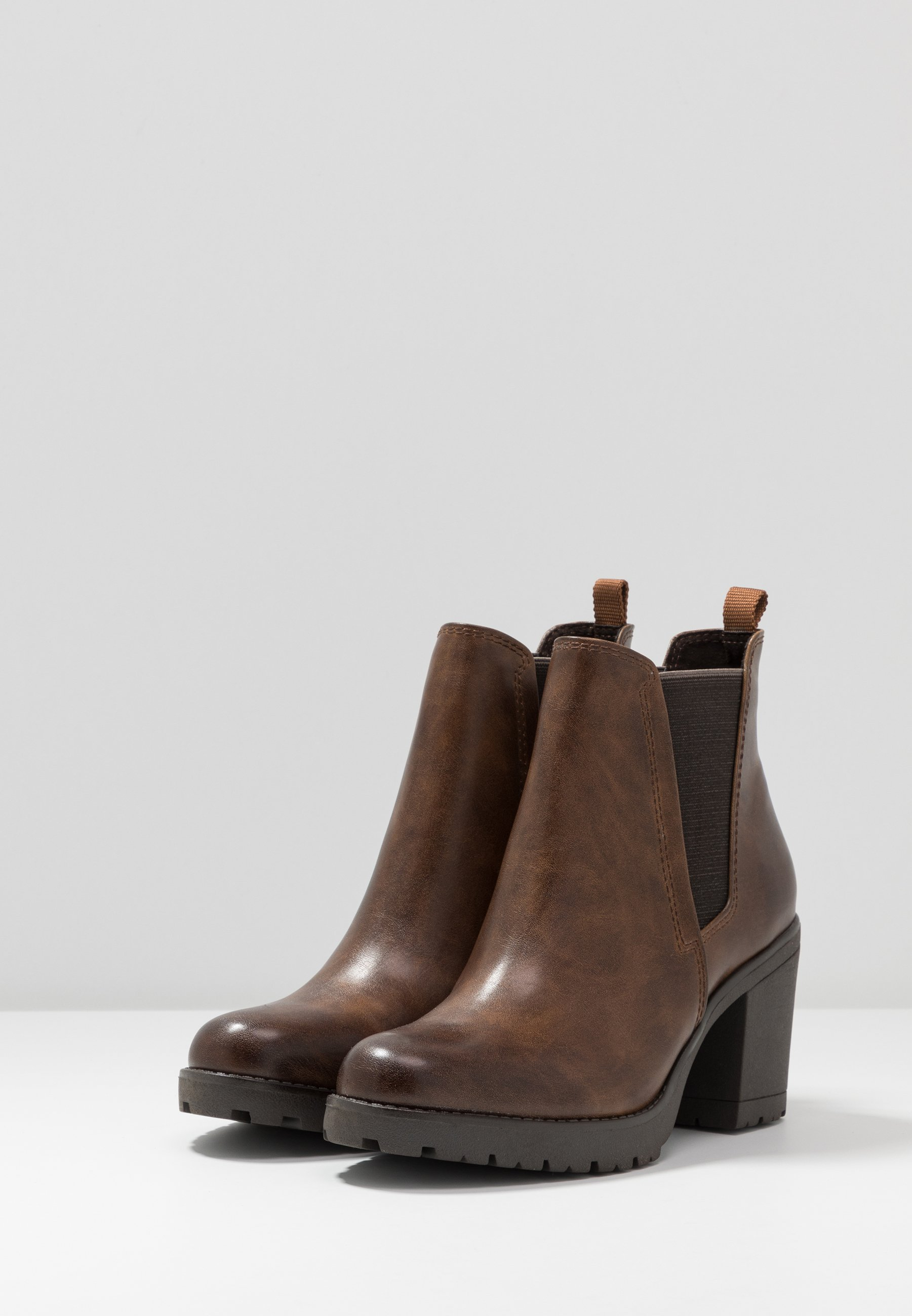Marco Tozzi Ankle Boot cognac antic/cognac