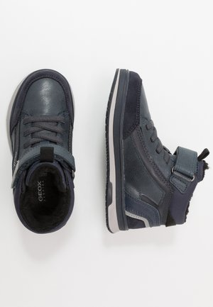 ASTUTO BOY - Kotníkové boty - navy/grey