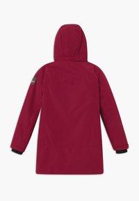 Killtec - BANTRY GRLS - Zimní kabát - pflaume - 1
